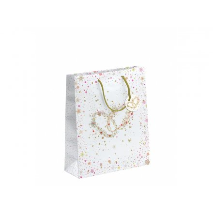 Wedding Gift Bag Cards : Twin Rings Wedding Gift Bag, Medium 35981 Ranges / Cards, Wrap ...