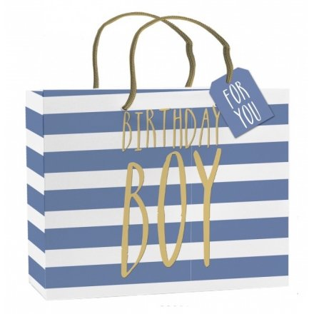 A Stylish Large Gift Bag With Tag Perfect For Those Special Gifts The Birthday