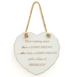 Theres nothing better than a good friend... Other than a good friend with a glass of prosecco!