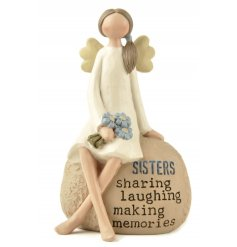 A sweet little decorative piece for a much loved sister