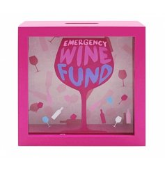 Keep a hold of any loose pennies laying around for those emergency wine moments!