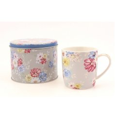 This colourfully floral line of new accessories will compliment any summer look in your kitchen