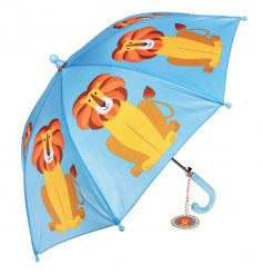 A colourful creatures lion children's umbrella