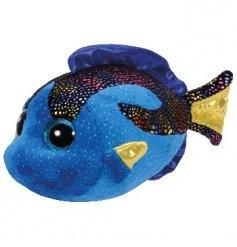 Aqua Blue Fish Beanie Boo TY