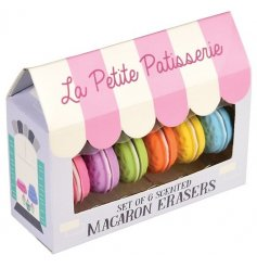 Tasty looking writing accessories in a fun Macaroon theme!