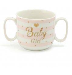 A sweet little keepsake idea for any newborn baby,