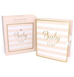 A beautiful gift idea for any newborn baby event
