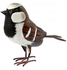 Add a touch of the nature to your garden even more so with this new line of metal garden animals,