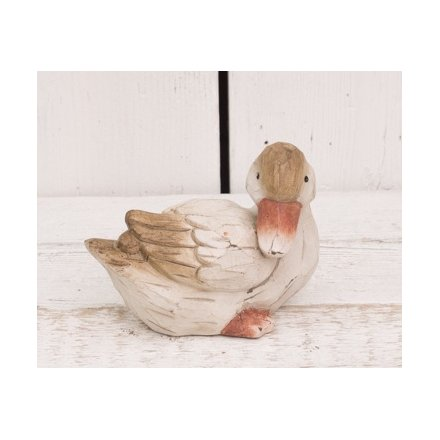 Ornamental Duck Decoration 15cm