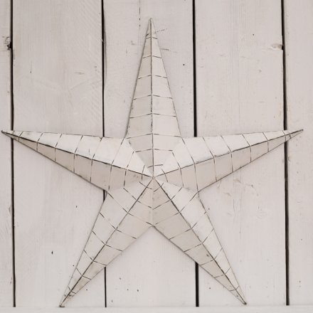 Metal Barn Star Extra Large 73.5cm