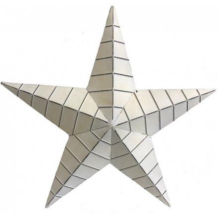 Large Metal Barn Star, 52cm