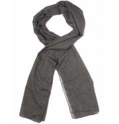 Add a chic and simple touch to any outfit this chilly season with a smooth soft scarf