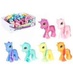 Add a a magical dash of colour and fun to play time with these hair styling unicorns