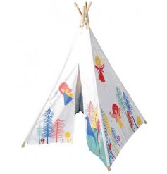 An enchanted forest children's teepee by rex international