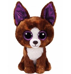 Cuddly chihuahua Beanie Boo soft toy from the TY range