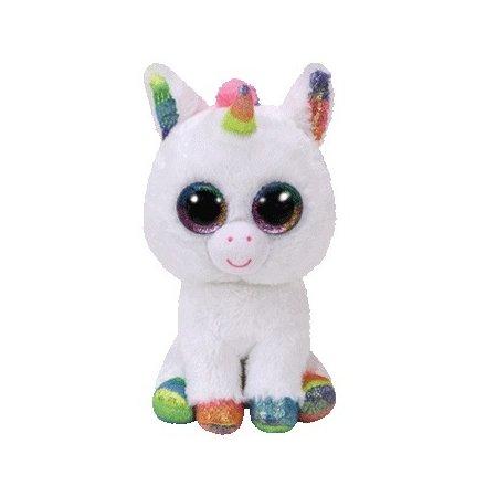 Pixy Unicorn Beanie Boo TY