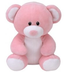 This huggable and plush soft toy is the perfect compainion for any new born baby