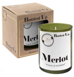 Add a refreshing smell of a freshly poured Mojito flow through your home with this quality finished candle pot
