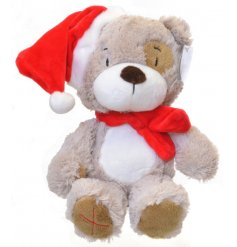 A toggles Xmas teddy toy