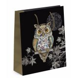 A beautiful new line of gift bags each set with a beautiful array of colours and patterns