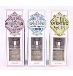 Bring a tasteful touch to any home decor with these sweetly scented diffusers in a funky colourful display case