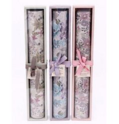 Bring a sweet smell to any draw in your home with this assortment of rolled scented paper