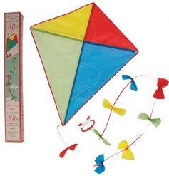 A fun and traditional inspired flying kite