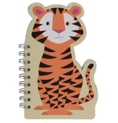 ger Notebook  This little note book from the Colour Creatures range will make a great idea for your little one to write