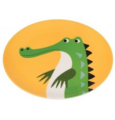 With its colourful creatures inspired animal prints, these fun plates will be perfect at dinner time