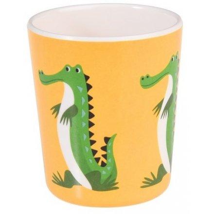 Childrens Beaker - Crocodile