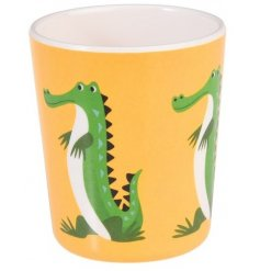 With its colourful creatures inspired animal prints, these fun cups will be perfect at dinner time