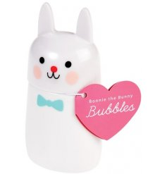 Blow Bubbles With Bonnie The Bunny  This cute little panda bottle and wand will be sure to entertain your little one for