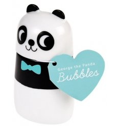 Blow Bubbles With George The Panda  This cute little panda bottle and wand will be sure to entertain your little one for