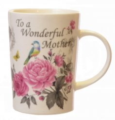 A lovely mug for a wonderful mother