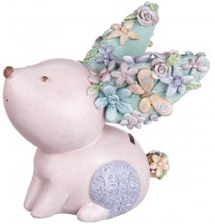 Rabbit Money Bank  An adorable little Rabbit inspired money bank