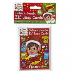 Pack of Elf snap cards with 52 pieces