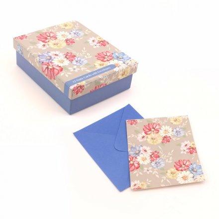 Blossom Notecard Set