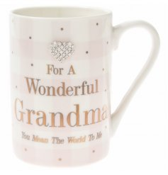 A beautiful and sentimental gift idea for any loved mum,
