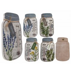 Bring a vintage chic touch to any home or garden with this floral inspired wooden thermometer