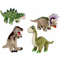 Fun and cuddly little dinosaur soft toys