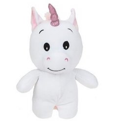 This ultra squishy and cuddly unicorn is a great companion for any little one