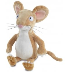 A plush little mouse soft toy, a perfect story telling companion from the popular children's book!