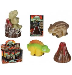 If your little one loves dinosaurs as much as we do then this fun grown your own dino kit is just what they need