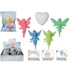 Hatching Fairy in Fizzy Heart  A fun little pocket money toy for any fairy princess,