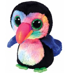 Beaks Toucan Beanie Boo Soft Toy TY