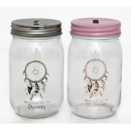 DR40 Dream Catcher Money Jars 40cm 40 Interior Decor Impressive Dream Catcher Jar