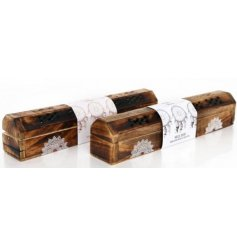 Add a sweet dream theme to your home spaces with these beautifully finished boxed incense sticks