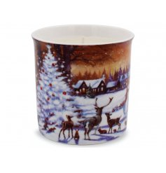 From the wonderful artwork of Richard Macneil is this beautifully finished line of themed homewares