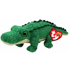 A Spike the alligator TY beanie boo