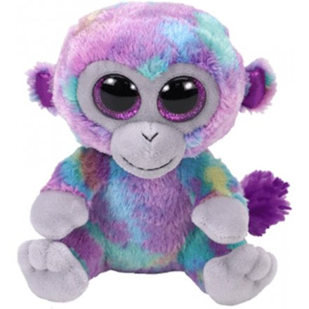 Zuri Monkey TY Toy